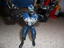 1997 Vintage Spider-Man Blue Venom Action Figure ToyBiz Marvel Legends 5""