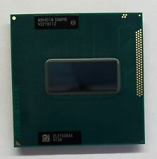 Intel Core i7-3610QM CPU 2.30 GHz 6M Cache, up to 3.3 Ghz Mobile Processor SR0MN