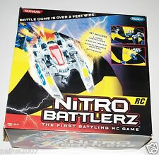 Radica Konami Nitro Battlez Battling RC Remote First Battling RC Car Game