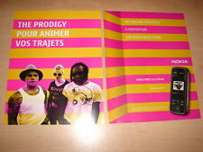 THE PRODIGY - NOKIA!!!!!!!!!!!!!!!!!FRENCH PRESS ADVERT