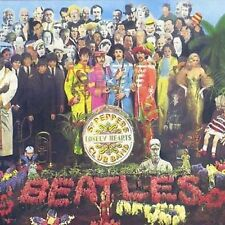 Sgt. Pepper's Lonely Hearts Club Band The Beatles MUSIC CD