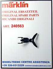 MARKLIN 240563 SUPPORTO GANCIO MASCHIO   KUPPLUNGSDEICHSEL M 37506