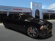 Dodge: Charger 4dr Sdn SRT8