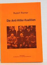 Die Anti-Hitler-Koalition, Rudolf Riemer