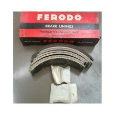 Alfa Romeo Giulia sprint spyder ti 1600 ferodi MZ41 brake shoes original
