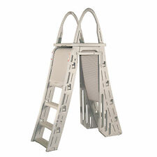 Confer Plastics A-Frame 7200 Above Ground Adjustable Pool Ladder New