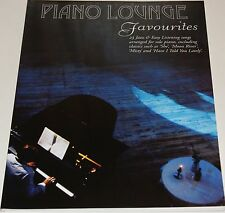Piano Lounge Jazz & Easy Listening Klavier Notenbuch NEU