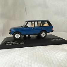 Land Rover Range Rover blau met. 1:43 Whitebox neu & OVP WB177