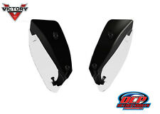 2012 - 2017 VICTORY CROSS COUNTRY NEW OEM FAIRING AIR DEFLECTORS