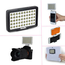 Commlite CoMiray CM-L50 Mini LED Video Light for Cellphone/Pad/DSLR/Gopro camera