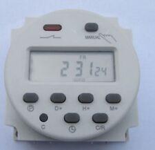 Interrupteur PROGRAMMATEUR HORAIRE DIGITAL 12V AC DC NUMERIQUE TIMER   CL 09
