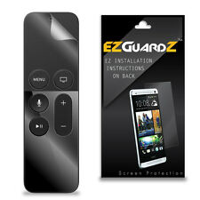3X EZguardz LCD Screen Protector Skin HD 3X For Apple TV Remote (Ultra Clear)