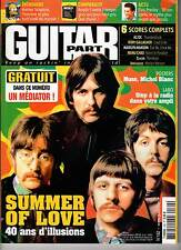 "GUITAR PART #162 ""Summer of Love 67,Simpsons,E.Presley,Luke,B.Perry"" (REVUE+CD)"
