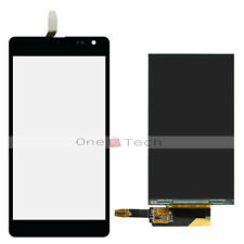 Black Microsoft Lumia 535 CT2C1607FPC Touch Digitizer Glass+LCD Screen Display