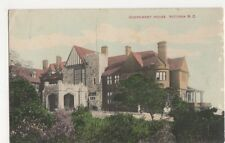 Canada, Government House Victoria B.C. Postcard, B163