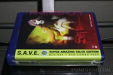 Shiki Complete Series Ep. 1-22 (S.A.V.E) Anime DVD+Blu-ray R1 Funimation
