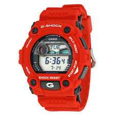 Casio Mens G-Shock Rescue Red Digital Sport Watch G7900A-4