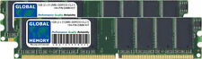 1GB 2x512MB DDR 333MHz PC2700 184-PIN POWERMAC G4 MAC MINI G4 EMAC G4 KIT DI RAM