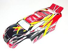 80394 CARROZZERIA TRUGGY ADESIVI 1:18 OFF ROAD CAR BODY PVC FOR TRUGGY HIMOTO