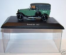 UH UNIVERSAL HOBBIES UH RENAULT NN 1927 POSTES POSTE PTT 1/43 IN BOX occasion