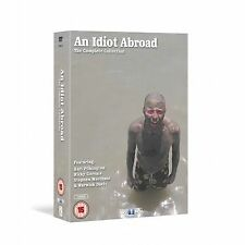 An Idiot Abroad - Series 1-3 - Complete (DVD, 2012, 5-Disc Set, Box-Set)