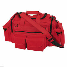 bag emt rescue red with white cross emergency rothco 2659 EMT BAG