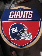 NFL NEW YORK GIANTS INTERSTATE SIGN