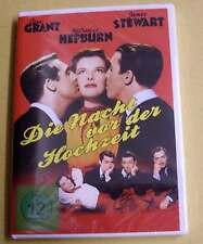 DVD Die Nacht vor der Hochzeit - Cary Grant - Katharine Hepburn - Film Neu OVP