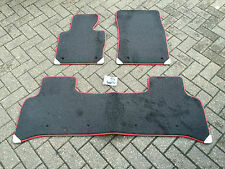 RANGE ROVER L322 VOGUE luxury carpet mat black pimento trim LRO29288 genuine LHD