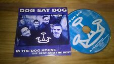 CD Punk Dog Eat Dog - In The Dog House (15 Song) Promo ROADRUNNER cb