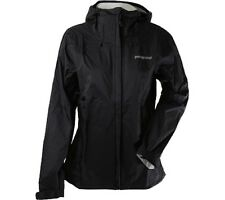 NWT Mens Black PATAGONIA Torrentshell Waterproof Rain Jacket hood Size Medium
