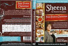 SHEENA DOUGLASS Paint Fusion Christmas Project DVD - Packed With Festive Ideas!!