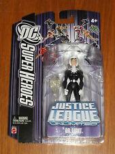 DC SUPER HEROES JUSTICE LEAGUE UNLIMITED DR LIGHT FIGURE MATTEL