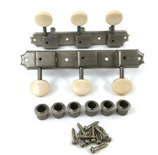 Gotoh Factory Aged/Relic Strip Tuners for Vintage LP Gibson® Jr. TK-0700-007