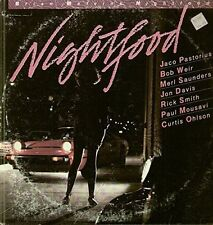 Brian Melvin 's Nightfood Nightfood (1988, feat. Jaco pastorius, Bob weir) [LP]