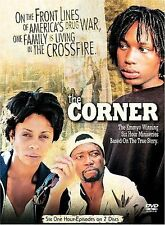 THE CORNER 2-Disc Set Miniseries from the creator of HBO's The Wire 3 Emmys NEW