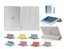 Ipad Air, funda protectora, protección ipad 5 bling Smart Cover pedrería bolsa estuche lámina Pen
