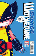 SAVAGE WOLVERINE Issue 1 - Young Baby Variant