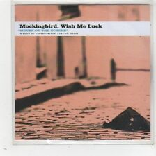 (FW659) Mockingbird Wish Me Luck, Moves On The Screen - 2009 DJ CD