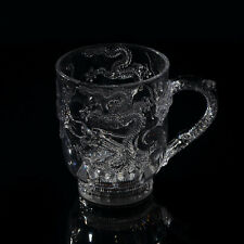 1pcs 3D Dragon LED Light Vodka Whiskey Shot Glass Cup  Home Bar Drinking Ware