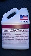 HEAVY DUTY GEL FORMULA ENGINE CLEANER DEGREASER PATRIOT CHEMICAL SALES 1 GALLON