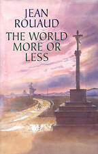 ROUAUD JEAN-WORLD MORE OR LESS  BOOK NEW