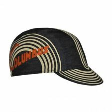 "NEW Cinelli ""Columbus Velotubi"" Denim Cotton Retro Cycling Cap - ONE SIZE"