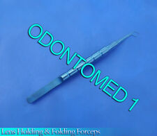Lens Holding & Folding Forceps Titanium Opthalmic Instruments