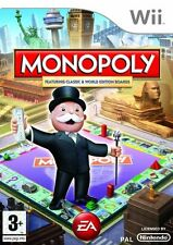 Monopoly Wii NEW and Sealed