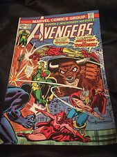 The Avengers #121 (Mar 1974, Marvel) w/Black Panther