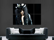 SLASH  MUSIC LEGEND   WALL POSTER ART PICTURE PRINT LARGE