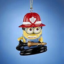 Despicable Me with Fire Hose Dave Christmas Tree Ornament Cartoon Character