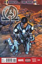 NEW AVENGERS #26 / TRO / WITH DIGITAL CODE / MARVEL NOW / 1ST PRINT / 2014
