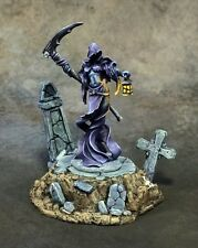 Female Wraith Reaper Miniatures Dark Heaven Legends Undead Ghost Scythe Lantern